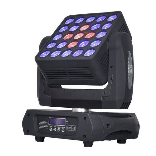 LED Moving Matrix 5 x 5 Light